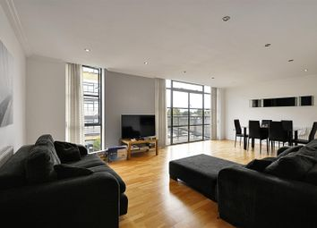 Thumbnail 3 bed flat to rent in Town Meadow, Ferry Quays, Brentford