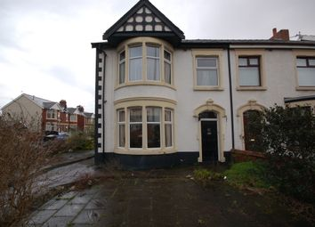 Thumbnail 3 bedroom semi-detached house for sale in Waterloo Road, Blackpool