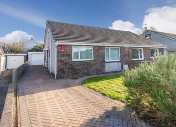 Thumbnail 2 bed semi-detached bungalow for sale in Leyford Close, Wembury