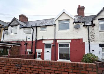 Thumbnail 2 bed terraced house for sale in Church Street, Catchgate, Stanley