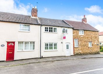 Thumbnail 3 bed terraced house for sale in Long Street, Great Gonerby, Grantham