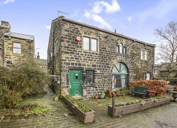 Thumbnail 3 bed semi-detached house for sale in Top O Th Town, Heptonstall, Hebden Bridge