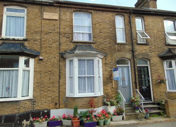 Thumbnail 3 bed terraced house for sale in Newton Road, Faversham