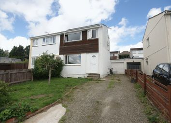 Thumbnail 3 bed property for sale in Omaha Road, Bodmin