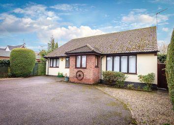 Thumbnail 4 bed detached bungalow for sale in Corton Long Lane, Corton, Lowestoft