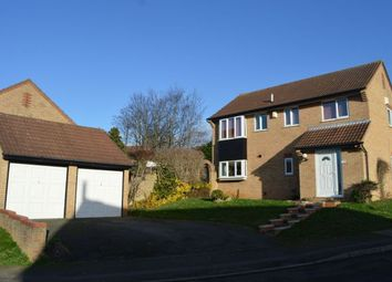 Thumbnail 4 bed detached house for sale in Watermeadow Drive, Watermeadow, Northampton