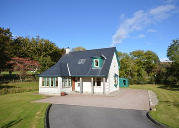 Thumbnail 3 bed detached house to rent in Onich, Fort William