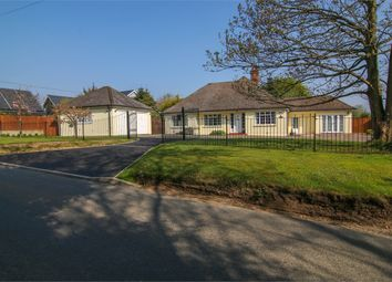 Thumbnail 4 bed detached bungalow for sale in Bealings Road, Martlesham, Woodbridge, Suffolk