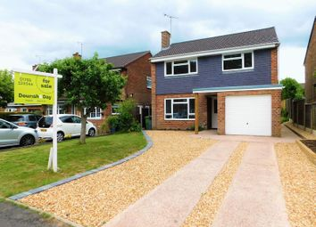 Thumbnail 4 bed detached house for sale in Glastonbury Close, Hillcroft Park, Stafford.