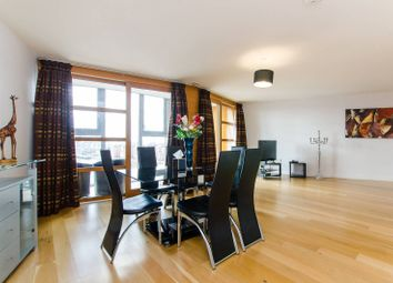 Thumbnail 2 bed flat to rent in Falcon Wharf, Battersea
