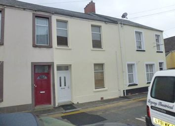 Thumbnail 2 bed flat to rent in Morley Street, Carmarthen, Carmarthenshire