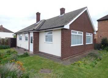 Thumbnail 2 bed detached bungalow for sale in Broad Avenue, Bedford