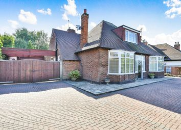 Thumbnail 4 bedroom detached bungalow for sale in Derby Road, Eastwood, Nottingham