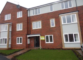 Thumbnail 2 bed flat to rent in Fairway Drive, Blyth