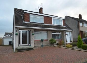 Thumbnail 3 bed semi-detached house for sale in Barrhill Court, Kirkintilloch