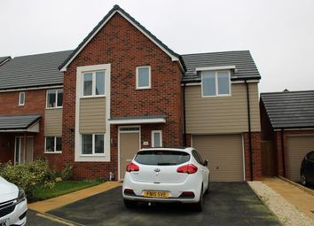 Thumbnail 3 bed detached house for sale in Rowan Drive, Branston, Burton On Trent, Staffordshire