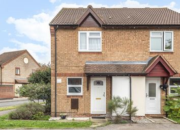 2 bed semi-detached house for sale in Shaw Court, Aylesbury HP21, Buckinghamshire
