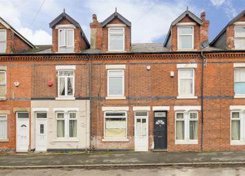 Thumbnail 3 bed terraced house for sale in Meadow Lane, Sneinton, Nottinghamshire