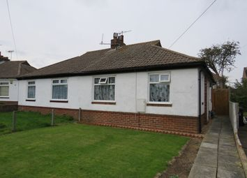 Thumbnail 2 bed semi-detached bungalow for sale in Buci Crescent, Shoreham-By-Sea