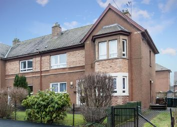 Thumbnail 2 bed flat for sale in Princes Croft, Coupar Angus, Blairgowrie