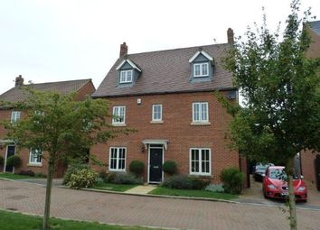 Thumbnail 5 bed detached house to rent in Merman Rise, Oxley Park, Milton Keynes