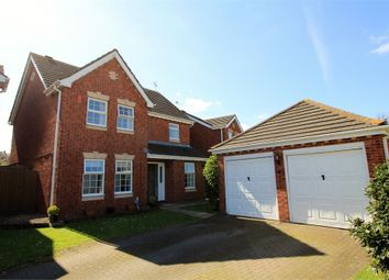 Thumbnail 4 bed detached house for sale in Chichester Close, Newport