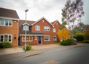 Thumbnail 5 bed detached house to rent in Yeomans Close, Astwood Bank, Redditch