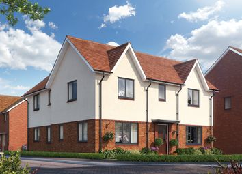 "Thumbnail 4 bed property for sale in ""The Lavenham"" at Biggs Lane, Arborfield, Reading"