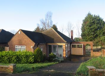Thumbnail 2 bed detached bungalow for sale in Richfield Road, Bushey