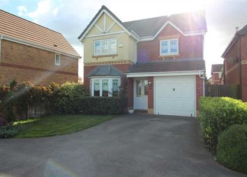 Thumbnail 4 bed detached house for sale in Caplin Close, Kirkby, Liverpool