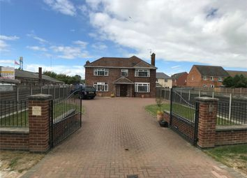 Thumbnail 4 bed detached house to rent in 117 Spalding Road, Deeping St James, Peterborough, Lincolnshire