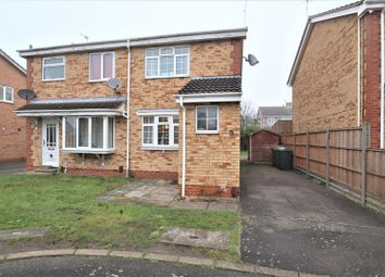 2 bed semi-detached house for sale in Juniper Close, Lincoln LN5