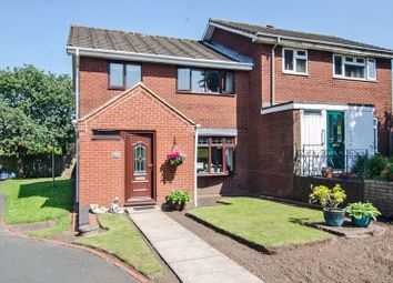 Thumbnail 3 bed semi-detached house for sale in Watling Street, Newtown, Brownhills