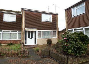 Thumbnail 2 bed end terrace house for sale in Carmarthen Close, Farnborough, Hampshire