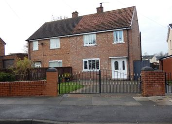 Thumbnail 3 bed semi-detached house to rent in Wood Vue, Spennymoor