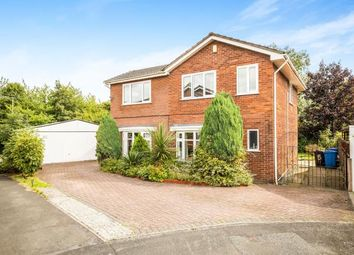 Thumbnail 5 bed detached house for sale in Shawell Court, Widnes, Cheshire