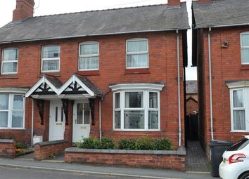 Thumbnail 3 bed terraced house to rent in Highgate, Whitchurch