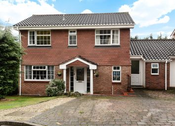 Thumbnail 4 bed detached house for sale in Bobblestock, Hereford