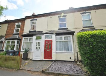 Thumbnail 2 bedroom terraced house for sale in Coldbath Road, Moseley, Birmingham