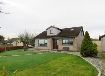 Thumbnail 4 bed detached house for sale in Newlands Court, Old Plean, Stirling