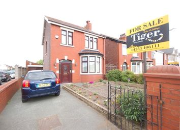 Thumbnail 3 bed detached house for sale in St. Annes Road, Blackpool