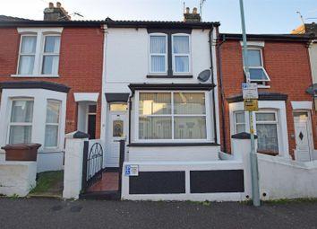 Cowper Road, Gillingham ME7. 3 bed terraced house for sale