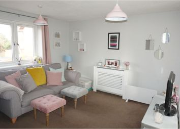 Thumbnail 1 bedroom terraced house for sale in Burrstock Way, Gillingham