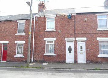 Thumbnail 1 bed terraced house to rent in Allen Street, Chester Le Street