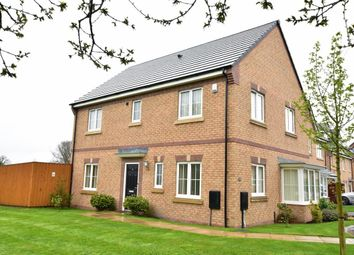 Thumbnail 4 bed detached house for sale in Oak Leaf Drive, Bamber Bridge, Preston