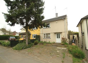 Thumbnail 2 bed semi-detached house for sale in Hungarton Boulevard, Leicester
