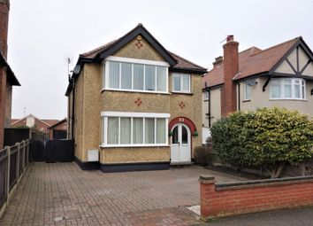 Thumbnail 4 bed detached house for sale in Corton Road, Lowestoft