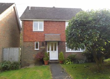 Thumbnail 3 bed detached house to rent in Hop Gardens, Fairwarp, Uckfield