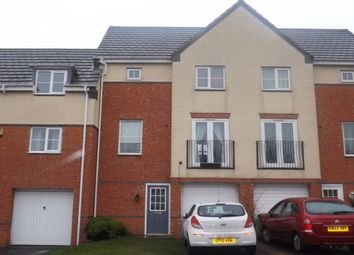 Thumbnail 3 bed terraced house for sale in Stanhope Avenue, Nottingham