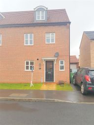 Thumbnail 4 bed town house to rent in Pearl Gardens, Warsop, Mansfield
